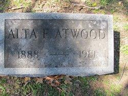 Alta E. Atwood