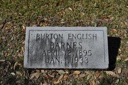 Burton English Barnes