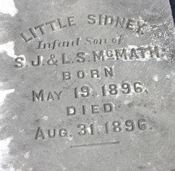 Sidney McMath