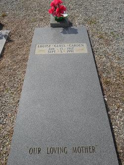 Louise <i>Gloss</i> Carden