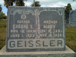 Mary Geissler