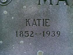 Nora Catherine Katie <i>Correll</i> Martin