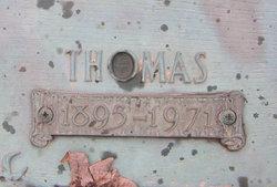 Thomas Tom Andrew