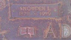Snowden L Adkins