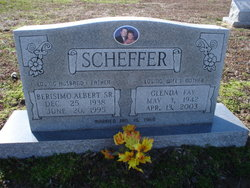 Glenda Faye <i>Smith</i> Scheffer