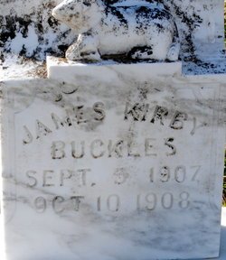 James Kirby Buckles
