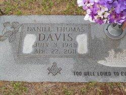Daniel Thomas Davis