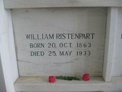 William Ristenpart