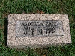 Ardelia <i>McCully</i> Ball