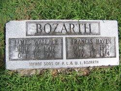 James Wallace Bozarth