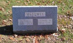 Burdell Mae <i>Taylor</i> McElwee