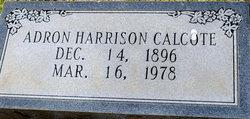 Adron Harrison Calcote