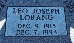 Leo Joseph Lorang