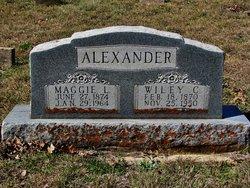 Wiley C. Alexander