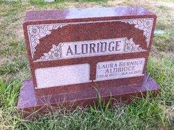 Laura B. Bernice <i>Sherill</i> Aldridge