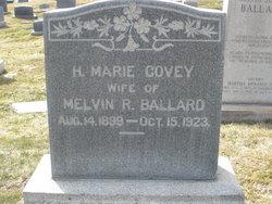 Hannah Marie <i>Covey</i> Ballard