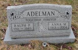 Ralph P Adelman