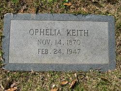 Ophelia <i>Sharbano</i> Keith