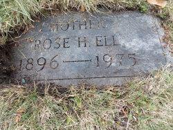 Rose Mary <i>Hoeschele</i> Ell