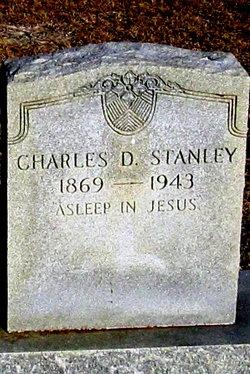 Charles David Cholie, Big Red Stanley
