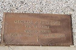 George Augustus Hinkson