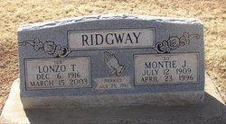 Juanita Montie <i>Allen</i> Ridgeway