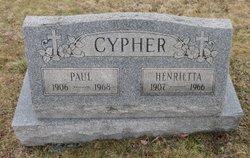 Paul E Cypher