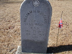 Pvt William H Mongold