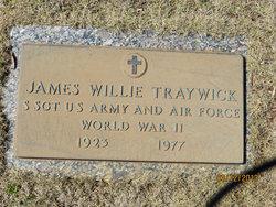 James W Traywick