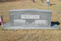 Lucy Lillian <i>Silver</i> Houser