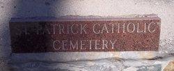 Saint Patricks Catholic Mountain View Cemetery