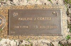 Jane Pauline <i>Freeman</i> Cortez