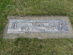Mary E. Fallon