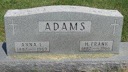 Anna L Adams
