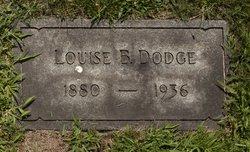 Louise Eugenia <i>Baudouin</i> Dodge