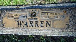 James Gile Warren