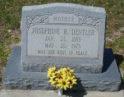 Josephine L. <i>Reimann</i> Dentler