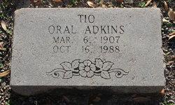 Oral C. Adkins