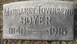 Margaret <i>Townsend</i> Boyer
