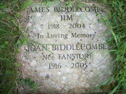 Joan <i>Fanstone</i> Biddlecombe