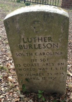 Luther M. Burleson