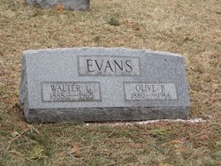 Walter G. Evans