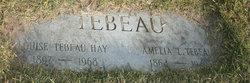 Louise K <i>Tebeau</i> Hay