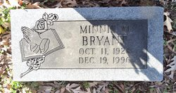 Minnie M. Bryant