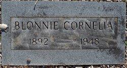 Blonnie Cornelia Dunagan