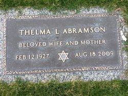 Thelma L. Abramson