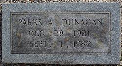 Parks Andrew Dunagan