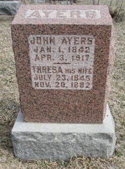 John T Ayers