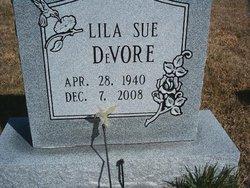Lila Sue <i>DeVore</i> Applegate