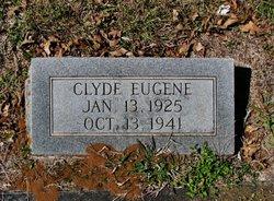 Clyde Eugene Alexander